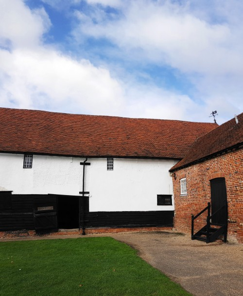Apple Day at Cressing Temple Barns