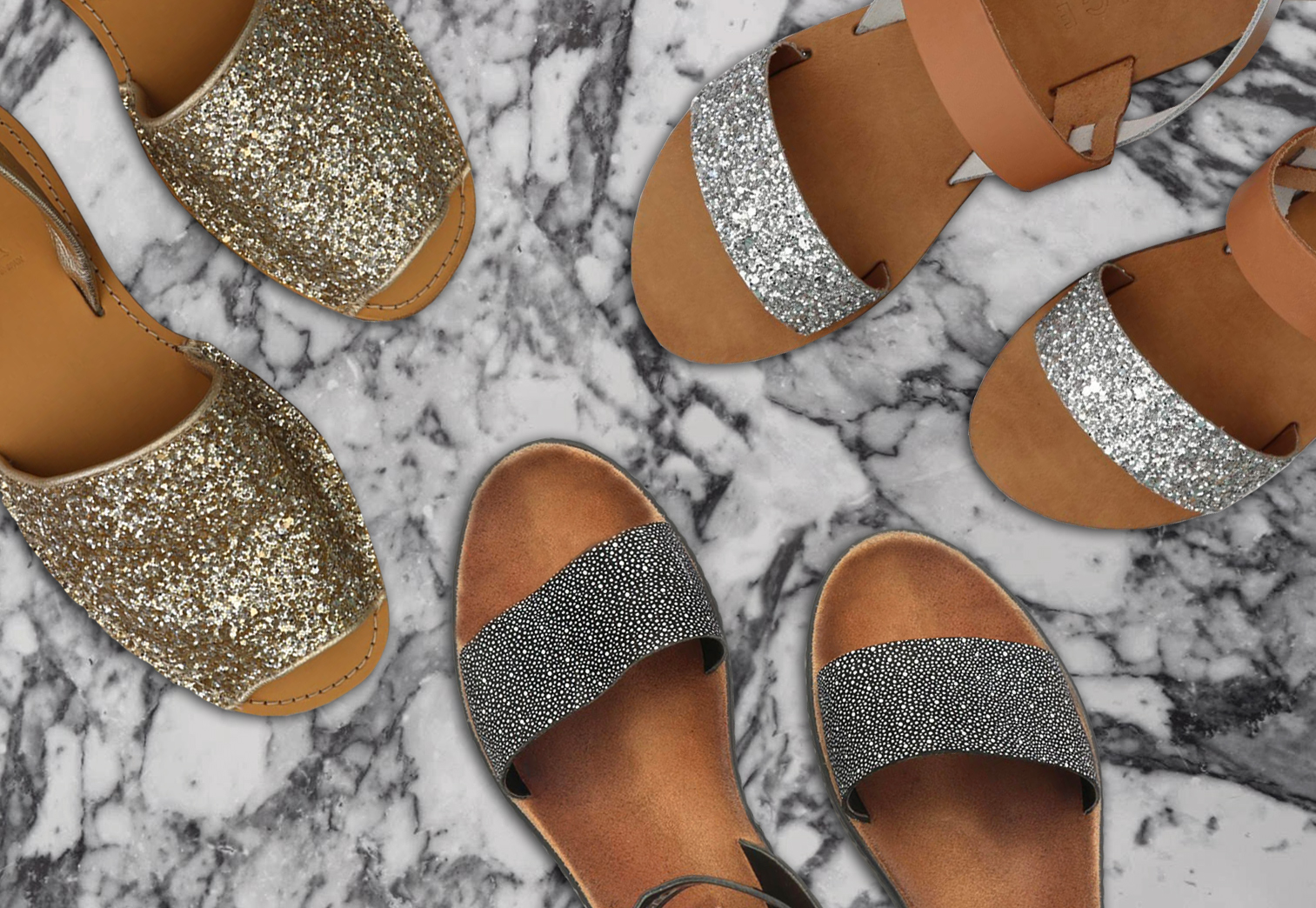 5 Things: Comfy Summer Shoes