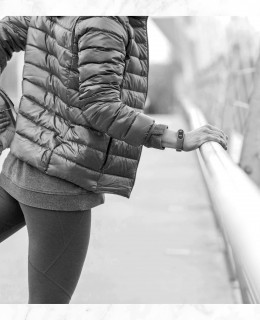 Graceful Blog - Winter Workout