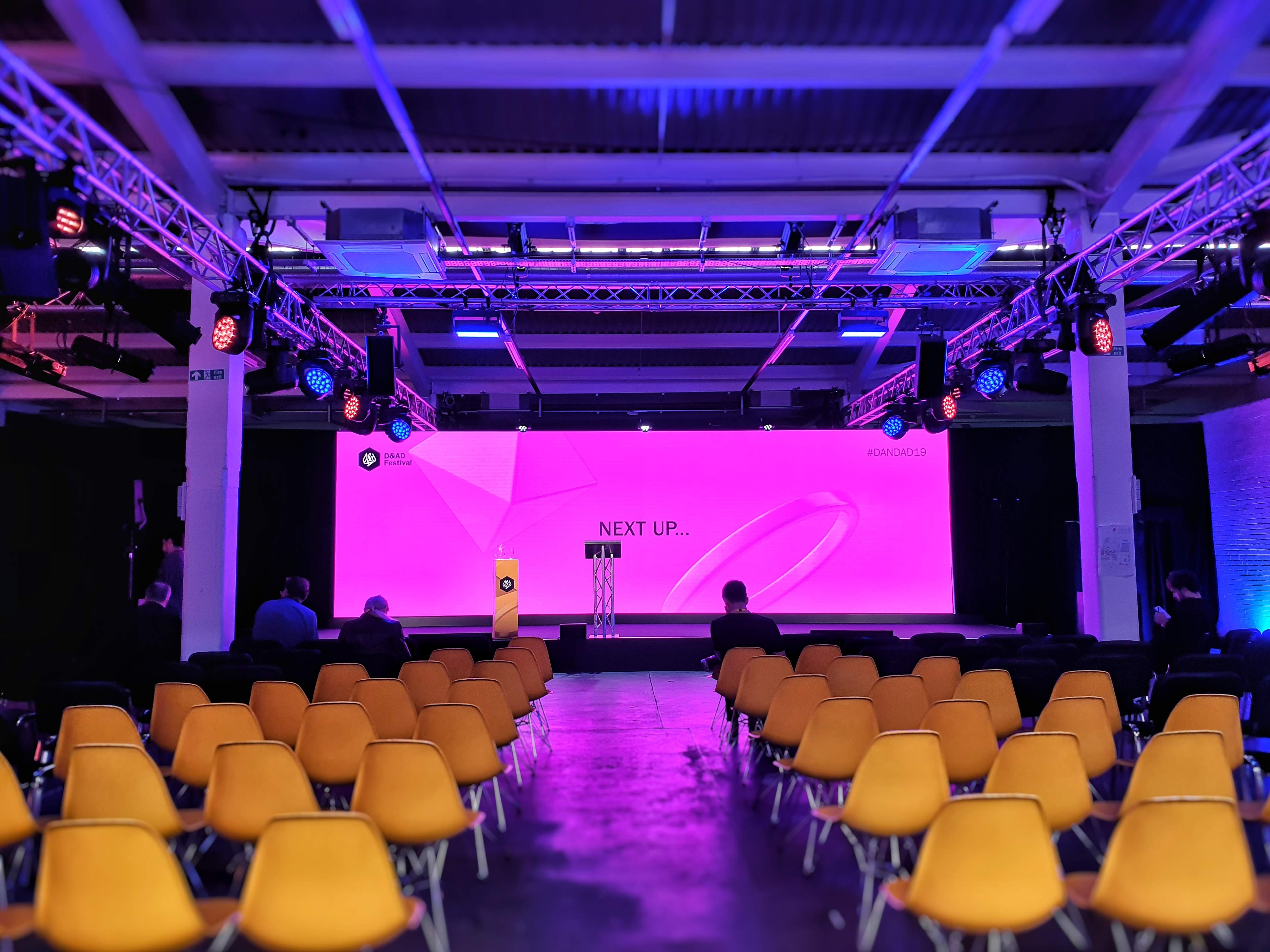 D&AD Festival – Looking Back at Previous Years