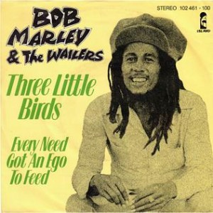 Bob Marley - Three Little Birds - Music for Lockdown Listening - Graceful Blog
