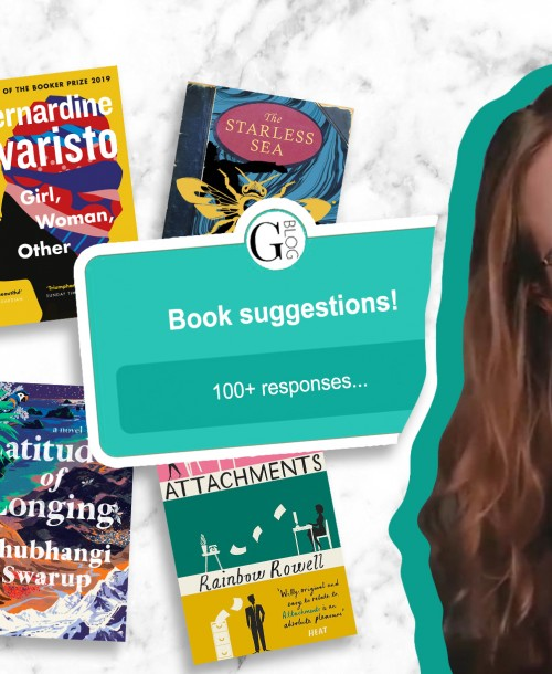 100+ Recommended Books To Read: Your Suggested Reading List!