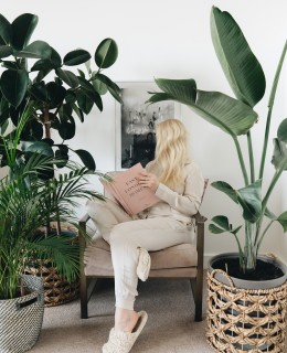 Graceful Blog - Botanical Interior Inspiration