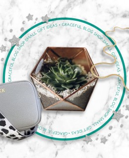 Graceful Blog - Shop Small Gift Ideas Edition 1