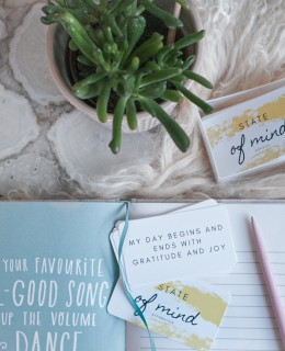 How To Use The Organised PA State of Mind Affirmation Cards